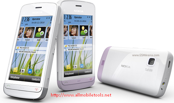 Nokia C5-03 RM-697 Latest Flash File Free Download