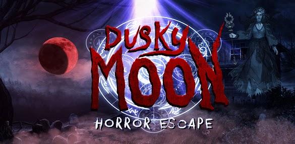 Game Horror Offline Dusky Moon - Unlock Doors and Rooms 2.2 + Mod