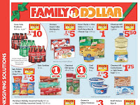 Family Dollar Ad Preview December 8 - 14, 2019