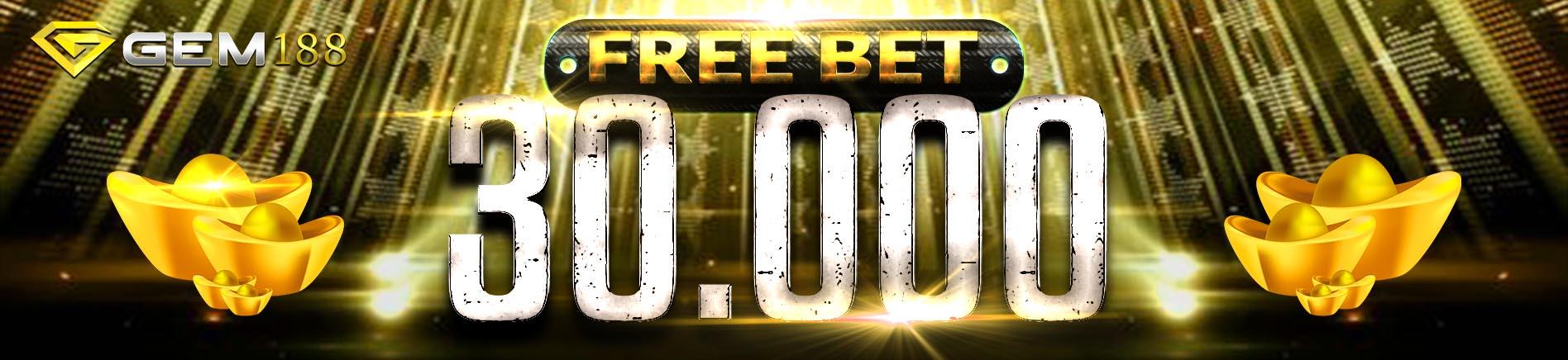 FREEBET 30.000