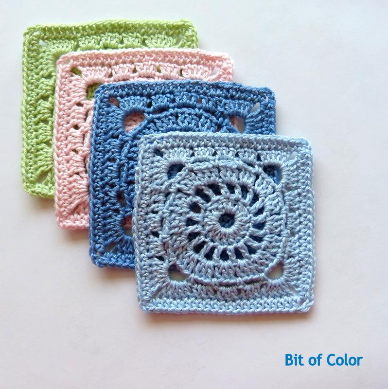 Bit Of Color 100 Days Crochet Challenge Vervolg