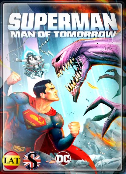 Superman: Hombre del Mañana (2020) FULL HD 1080P LATINO/INGLES