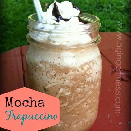 Iced Mocha or Mocha Frap