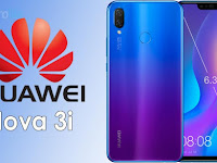 Harga Huawei Nova 3I Terbaru 2018 - Kamera 4 Lensa, Ram 4Gb/128 Gb
