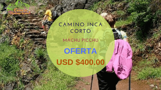 Camino Inca Machu Picchu 2 Dias