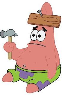 Spongebob,Mewakili 7 Sifat Jelek Manusia