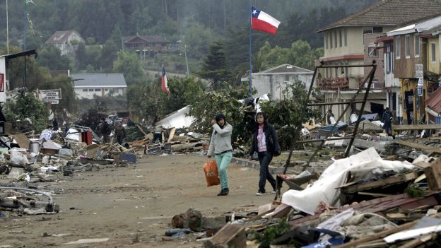 El terremoto en Chile llegó a Argentina en falta empatía