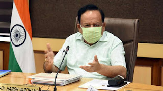 India prepared to authorise COVID-19 vaccines: Union Health Minister