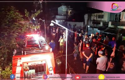 Malang,Bupati Malang,berita Malang,Malang terkini,seputar Malang,kebakaran, Damkar, Pemadam Kebakaran, berita kebakaran
