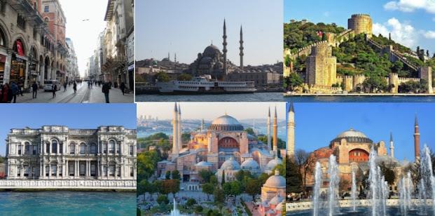 Selat Bosporus_Tempat wisata di Turki