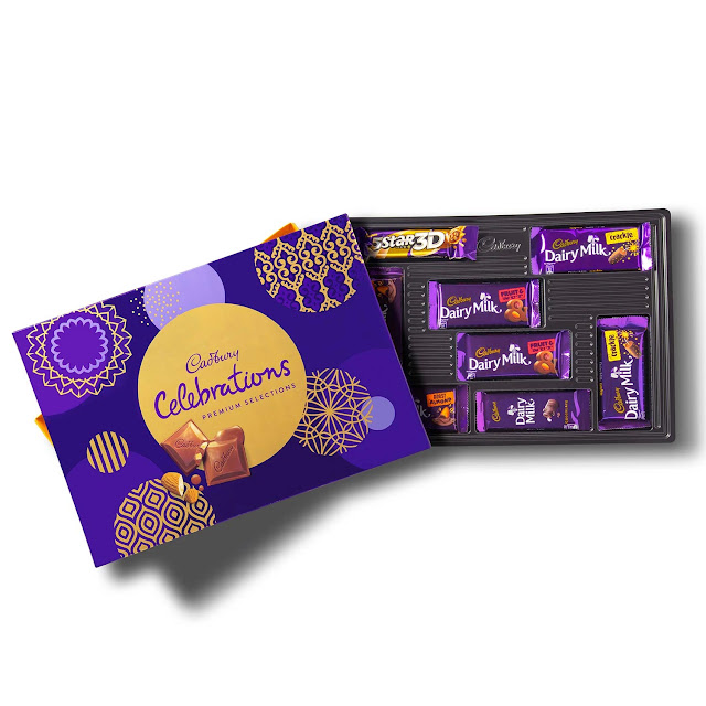 Chocolates diwali gift