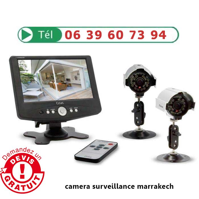 camera de surveillance marrakech devis camera de surveillance marrakech. Black Bedroom Furniture Sets. Home Design Ideas