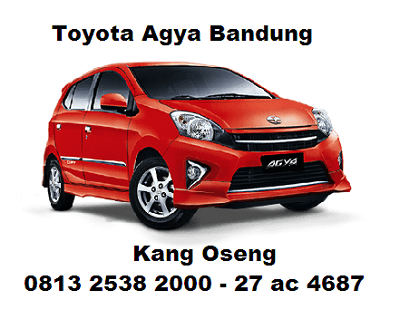 Harga Paket Kredit Toyota Agya Bandung Mei  Info KREDIT AGYA BANDUNG MEI 2016