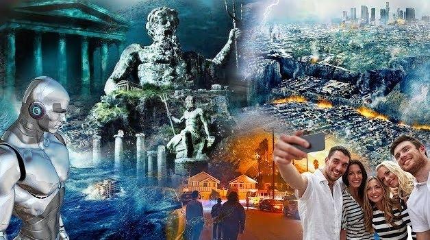 Ατλαντίδα, Λεμουρία, προφητείες, καταστροφές αρχαίες και σύγχρονες!