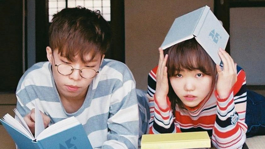 AKMU Topped Realtime Charts on Various Music Sites With 'Happening'