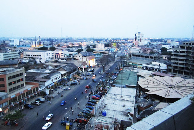 Cidade de Cotonou - Benim