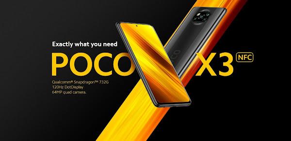 Xiaomi Poco X3 a grande preço vindo de França