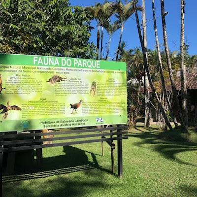 Parque Natural Municipal Raimundo Malta em Balneário Camboriú
