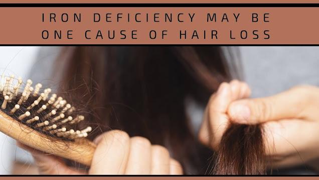 Iron Deficiency, Hair loss