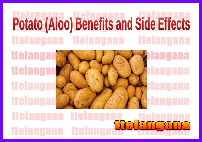 Potato (Aloo) Benefits and Side Effects