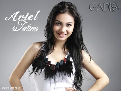Foto Cantik Ariel Tatum di Majalah