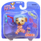 Littlest Pet Shop Collectible Pets Jack Russell (#40) Pet