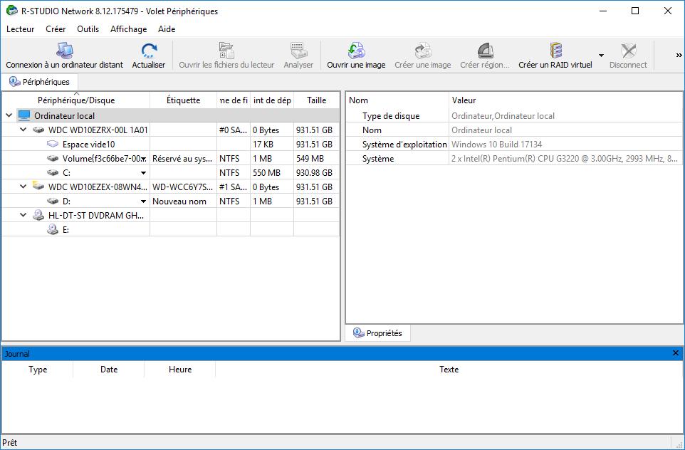 تحميل برنامج R-Studio 8.12 Build 175479 Network Edition لاستعادة البيانات