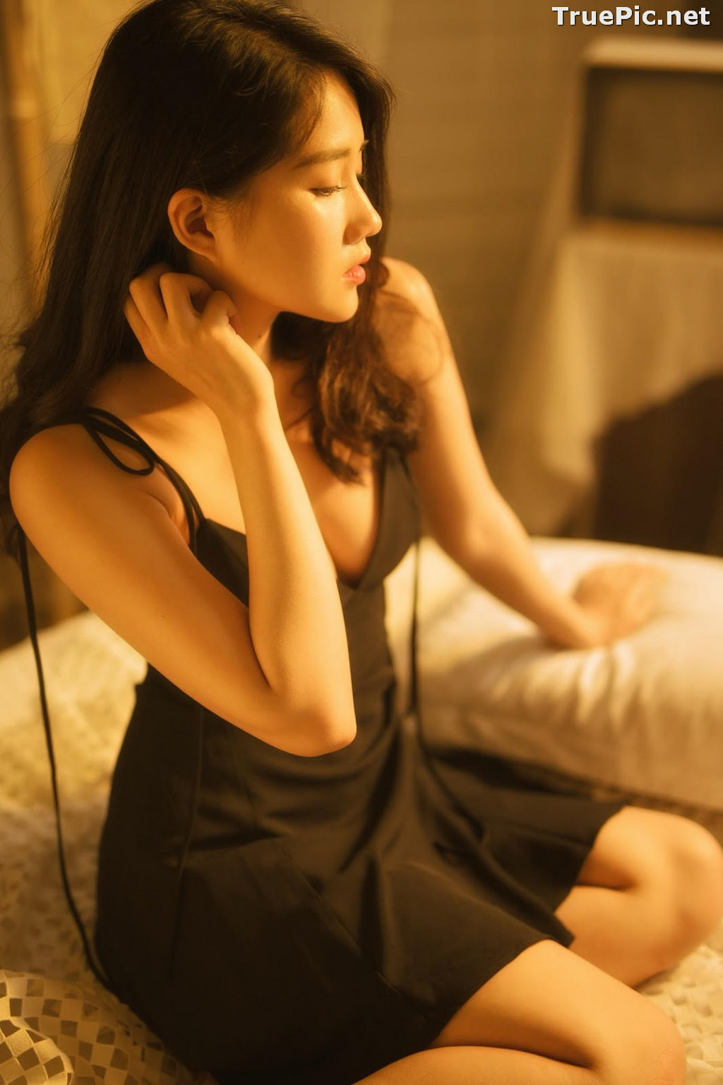 Image Vietnamese Hot Girl - Nguyen Hoang Kieu Trinh - My Black Angel - TruePic.net - Picture-17