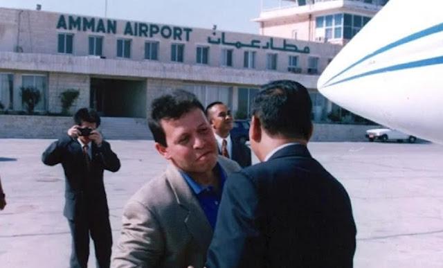 Dikuak Bobby The Cat, Sambutan Istimewa untuk Prabowo di Yordania