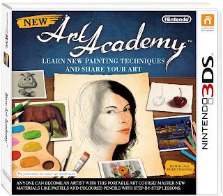 new art academy 3ds cia