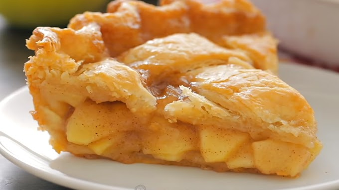 Apple pie best and delicious recipe