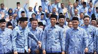 WOW ! Ini Kabar Gembira dari Pemerintah Bagi Seluruh PNS Seindonesia,  InsyaAllah PNS Akan Tersenyum Bahagia