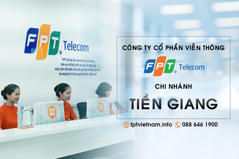 Chi nhánh FPT Tiền Giang