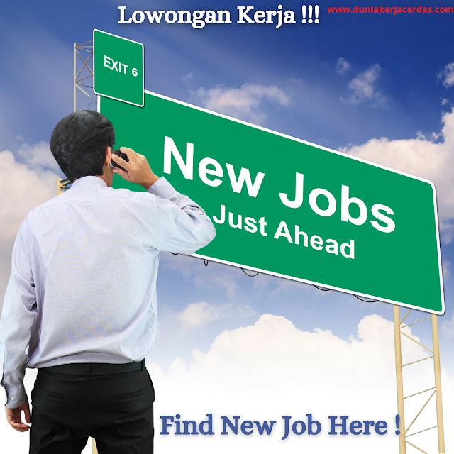 Job Vacancy PT. Tawada Healthcare (THC)