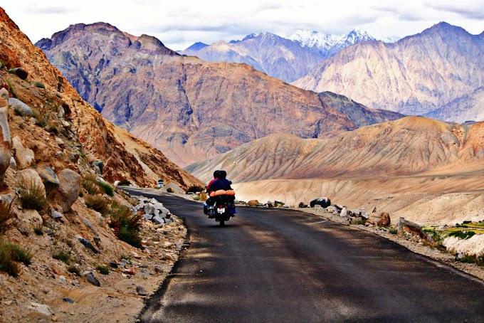 Ladakh Roadways