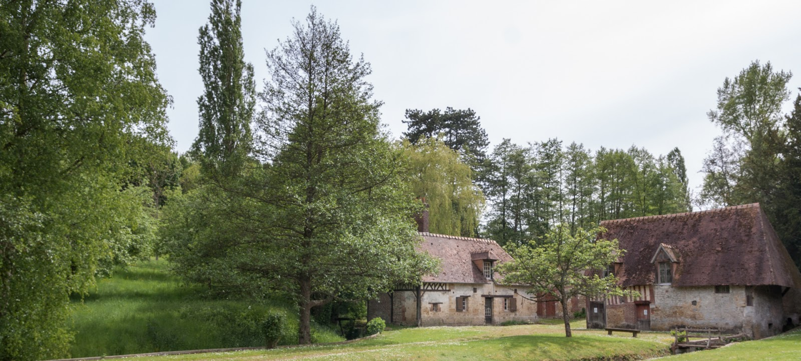 maison pays d'auge normandie