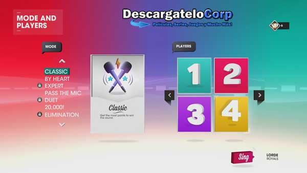 Lets Sing 2016 Español juego PC