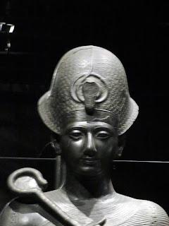 Ramses II Statue Turin Museum © Michalea Moore