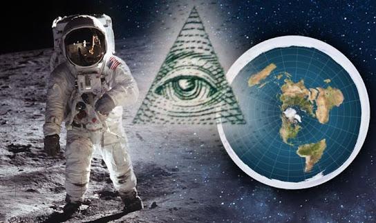 NASA Nazi Illuminati freemasonry deception OTO occult cults New Age