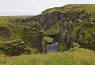 Cañón Fjardrárgljúfur, Islandia, Iceland.