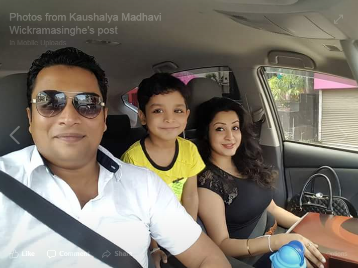Kaushal Mondavi Family