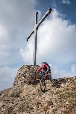 Mountainbike Tour: Monte Bar/ Caval Drossar/ Tessin