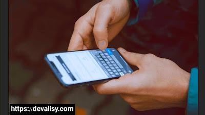 آليك أفضل 7 سبعة خطوات لتسريع كتابتك وتجنب الاخطاء الاملائية بسرعة عالية جدا على هاتفك الاندرويد