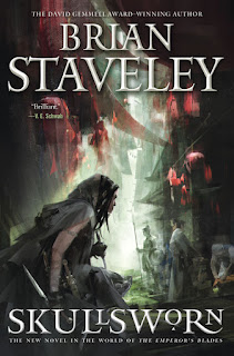 Interview with Brian Staveley