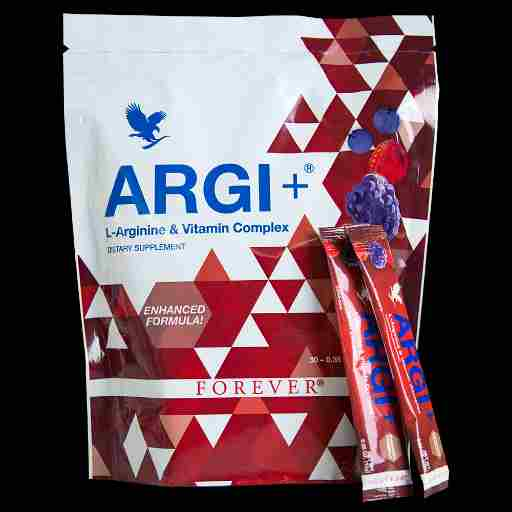 Forever Argi Plus  Body Muscles Growth