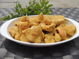 http://recettes.de/escalopes-au-safran-des-indes-et-lait-de-coco
