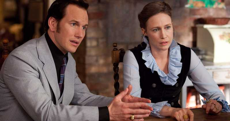 Annabelle 3 Adds Patrick Wilson and Vera Farmiga as the Warrens