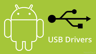 How to install USB driver for android