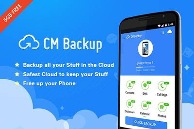 Free Download CM Backup APK