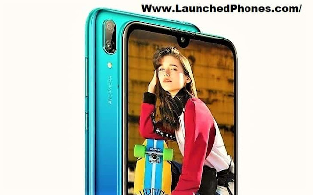 The specifications as well as features are completely revealed on the launch of this telephone Huawei Y7 Pro 2019 launched inwards Vietnam